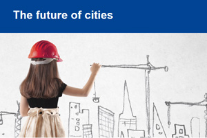 A New Report Shapes the Future of Cities