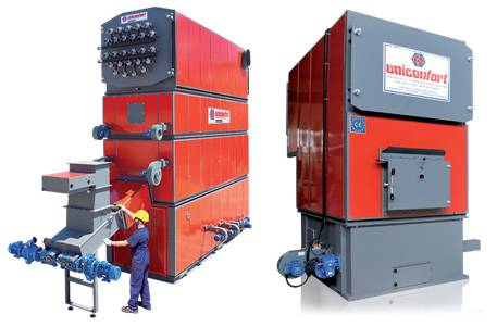 Uniconfort – The future of Heating & Cogeneration - Setting foot in South-East Europe.