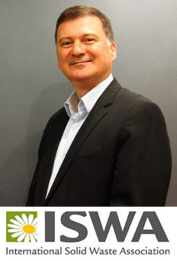 Dr. Goran Vujić, ISWA Board Member, speaks on the challenges and potential of the SEE environmental market