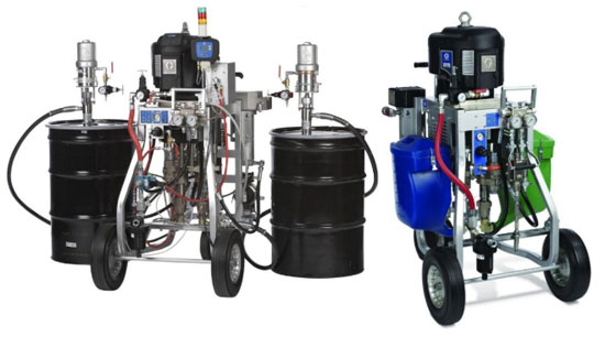 Sprayers for Protective Coatings GRACO