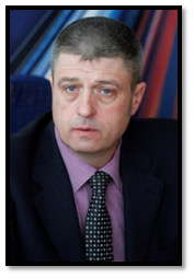 Nikolay Ivanov - Chairman of the Board of the Bulgarian Branch Association Road Safety