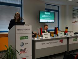 Stefanie Scheidl, European Biogas Association