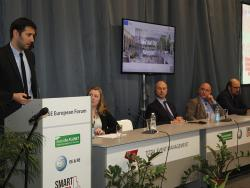 Sofia Knowledge Smart City Marketplace Conference, organized by Cluster Sofia Knowledge City