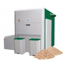 Wood chips and pellet boiler HERZ fitrematic T-Control
