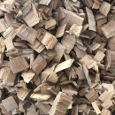 Woodchips for heating