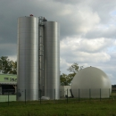 Biogas plant equipment
