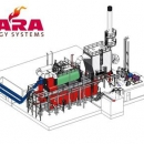 Biomass boiler Kara Energy Systems